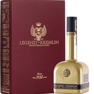 Legend of Kremlin Red & Gold 40% 0,7l