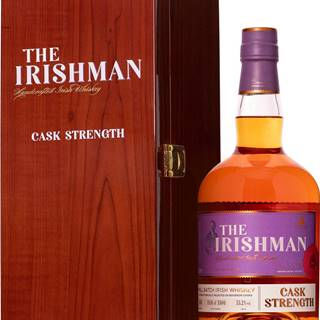 The Irishman Cask Strength 55,2% 0,7l