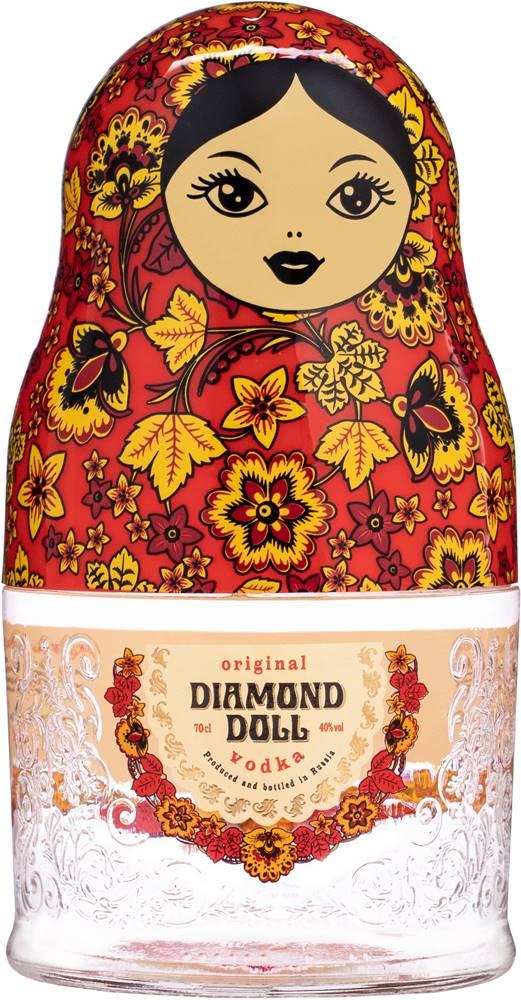 Diamond Doll Diamond Doll Červená 40% 0,7l