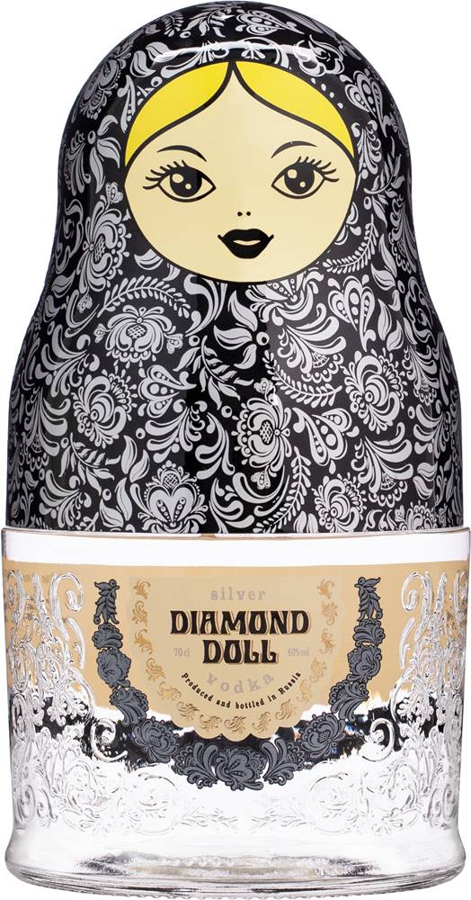Diamond Doll Diamond Doll Strieborná 40% 0,7l