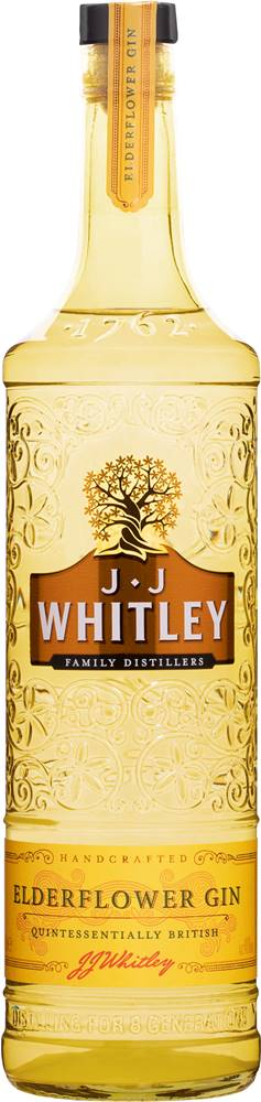 J.J. Whitley J.J. Whitley Elderflower 40% 0,7l