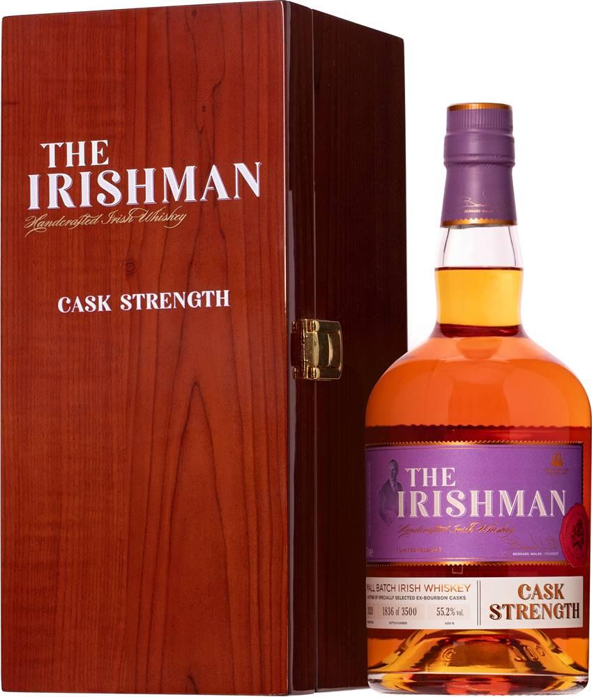 The Irishman The Irishman Cask Strength 55,2% 0,7l