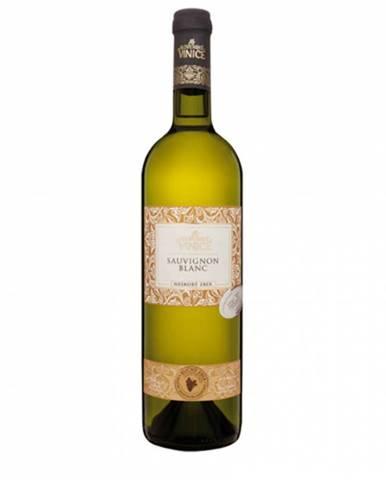 Slovenské Vinice Sauvignon blanc neskorý zber 0,75l (12,5%)
