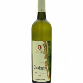 Pivnica Orechová Chardonnay 0,75l