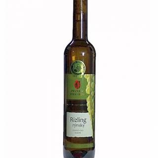 Pivnica Orechová Rizling rýnsky ľadové víno 0,5l
