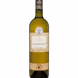 Slovenské Vinice Chardonnay výber z hrozna 0,75l