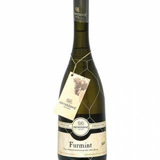 Ostrožovič Furmint Special Collection výber z hrozna 0,75l