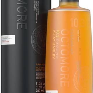 Bruichladdich Octomore 10.3 114ppm 61,3% 0,7l