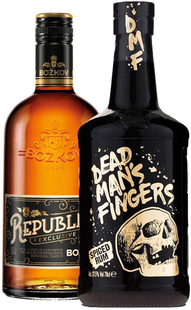 Dead Man's Fingers Božkov Republica + Dead Mans Finger