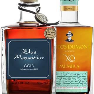 Blue Mauritius + Santos Dumont Palmira