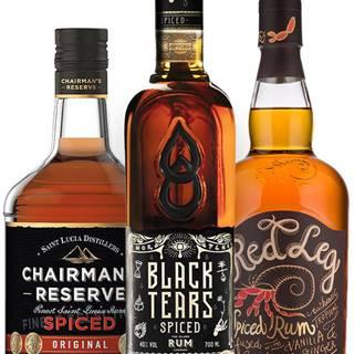 Set Spiced - RedLeg + Black Tears + Chairman&