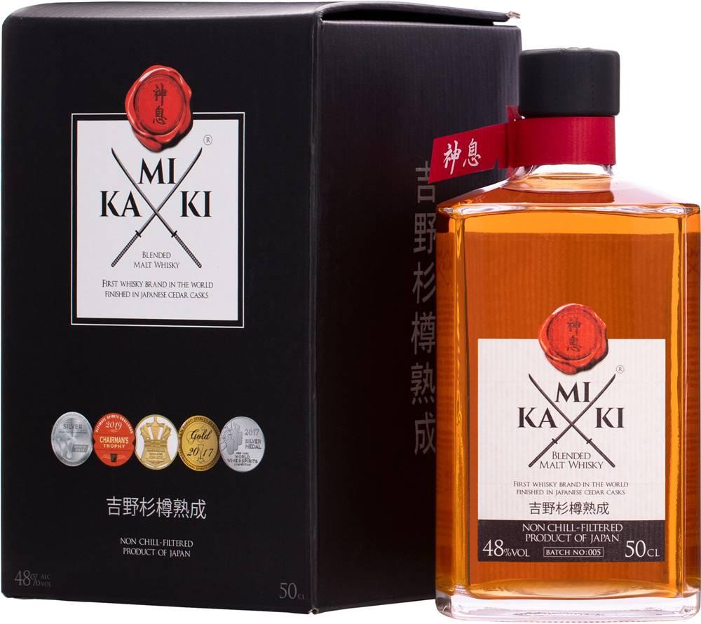 Kamiki Kamiki Whisky 48% 0,5l