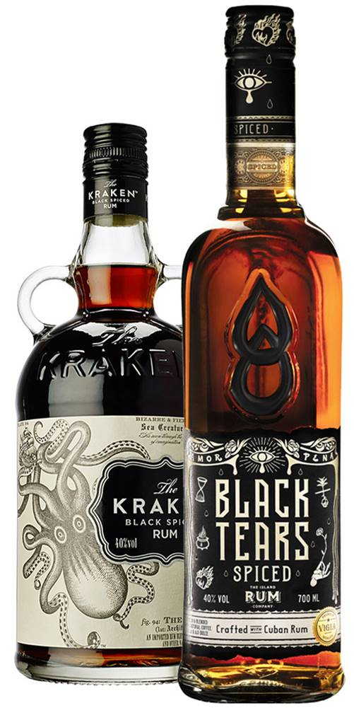 Black Tears Set Kraken + Black Tears