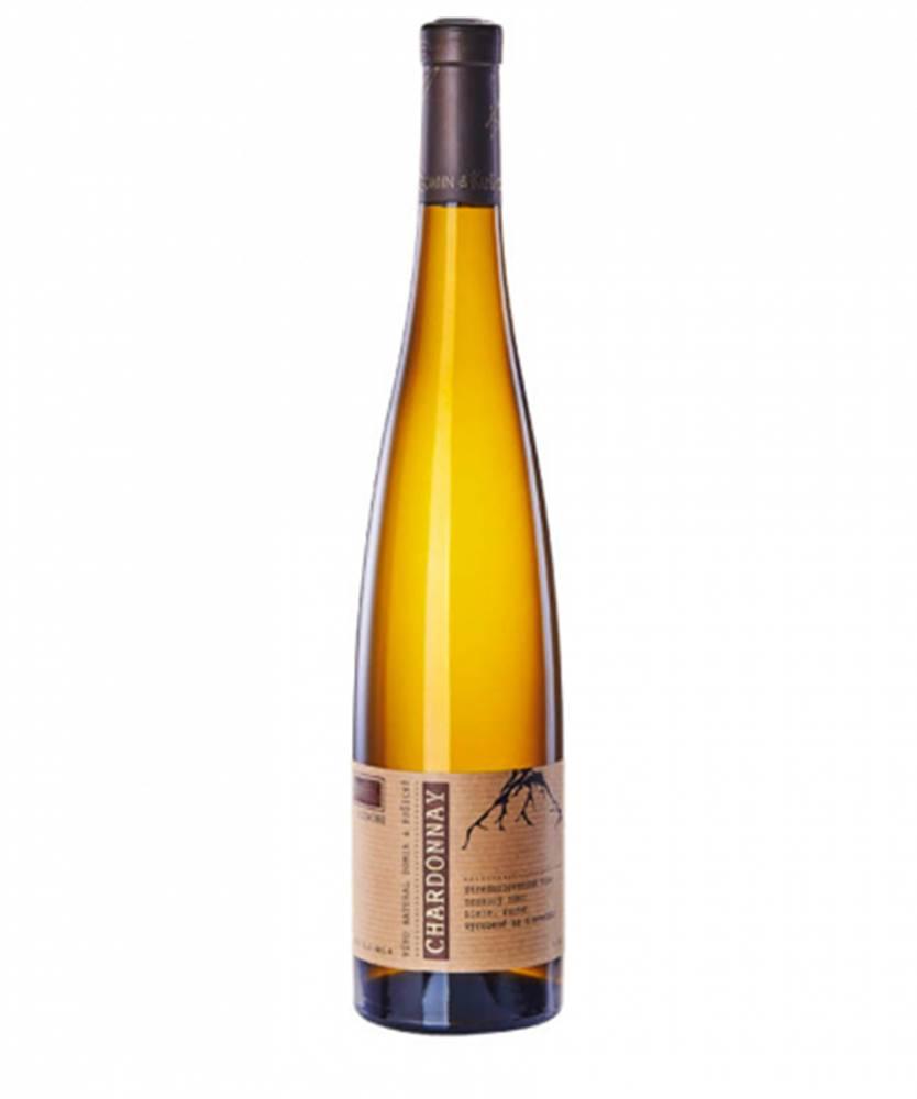 VÍNO NATURAL Domin & Kušický D&K Chardonnay 0,75l