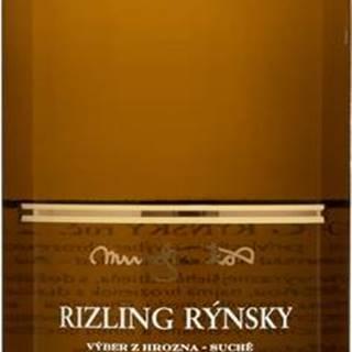 Mrva & Stanko Rizling rýnsky 2019 13% 0,75l