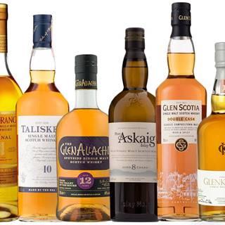 Set All Scotland Whisky