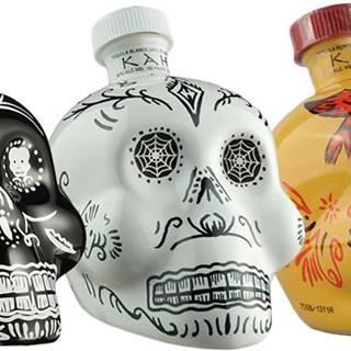 Set KAH Tequila