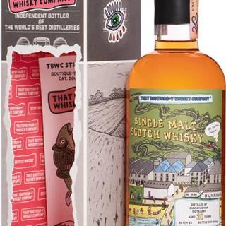 That Boutique-y Whisky Company Bunnahabhain 10 ročná 50,1% 0,5l