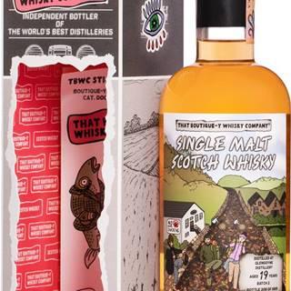 That Boutique-y Whisky Company Glengoyne 19 ročná 50,9% 0,5l