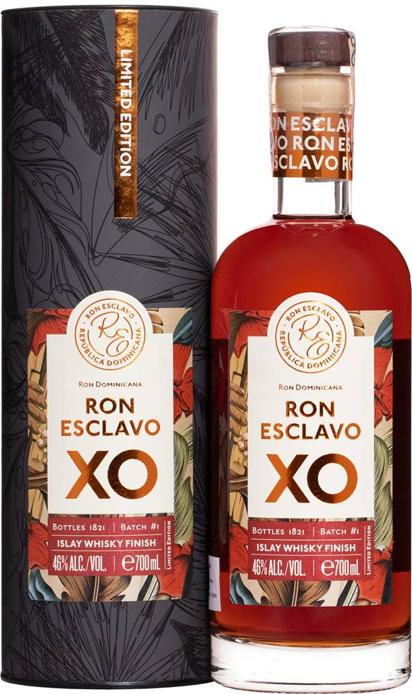 Ron Esclavo Ron Esclavo XO Islay Whisky Finish 46% 0,7l