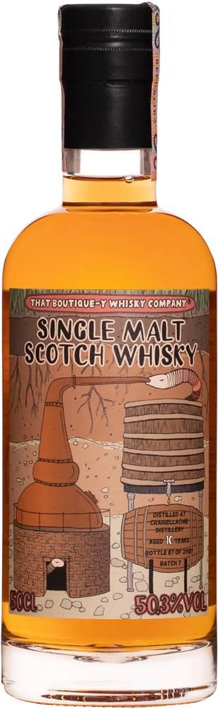 That Boutique-y Whisky Company That Boutique-y Whisky Company Craigellachie 10 ročná 50,3% 0,5l