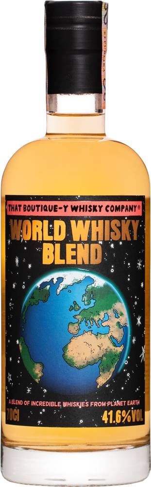That Boutique-y Whisky Company That Boutique-y Whisky Company World Whisky Blend 41,6% 0,7l