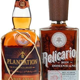 Set Relicario Superior + Plantation Guatemala & Belize