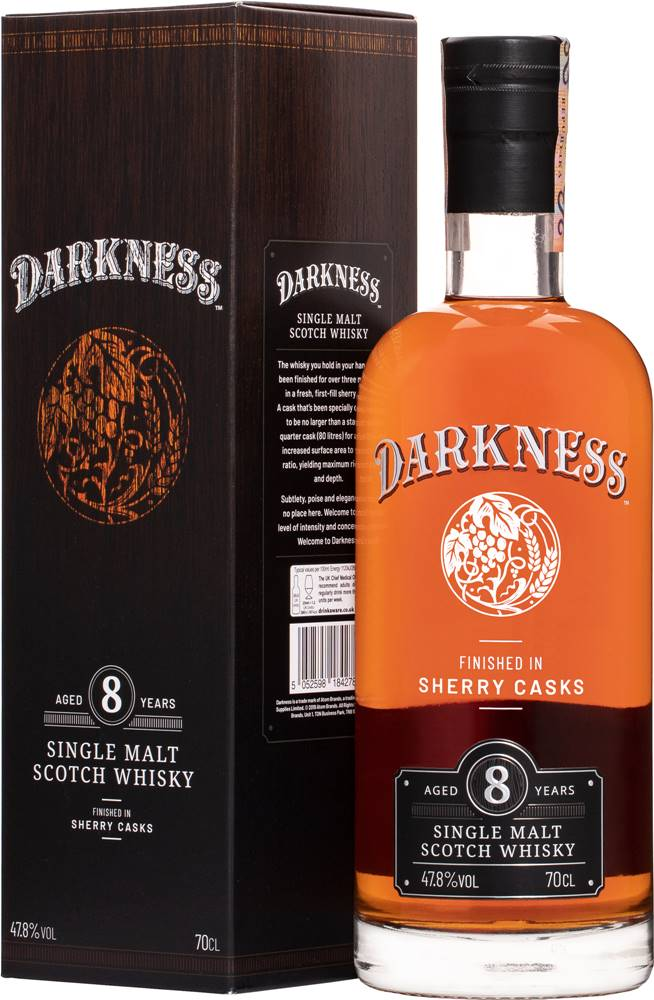 Darkness Darkness 8 ročná 47,8% 0,7l