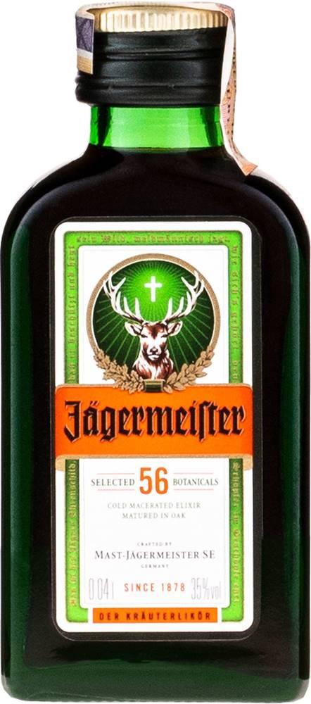 Jägermeister Jägermeister Mini 35% 0,04l