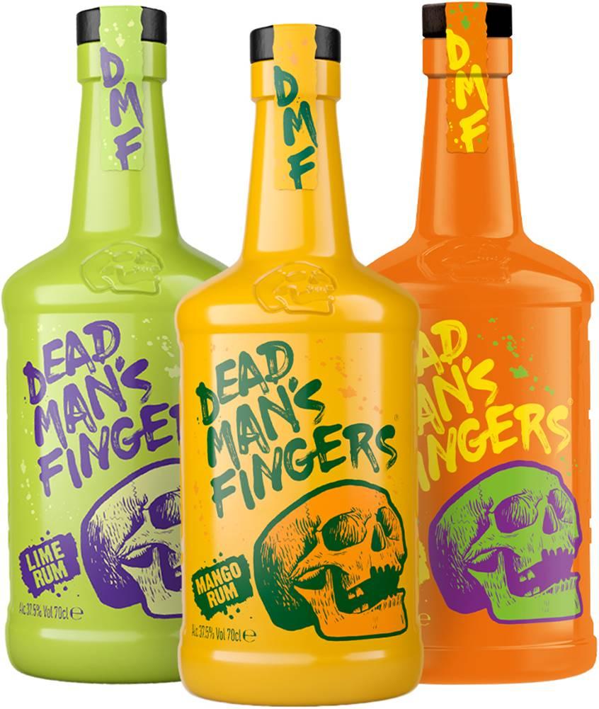 Dead Man's Fingers Set Dead Man&