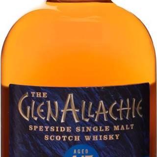 The GlenAllachie 15 ročná Mini 46% 0,05l
