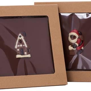 Lyra Vianočná čokoláda MIX