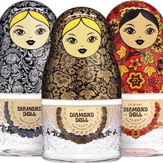 Set Diamond doll