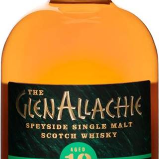 The GlenAllachie 10 ročná Cask Strength Mini 58,2% 0,05l