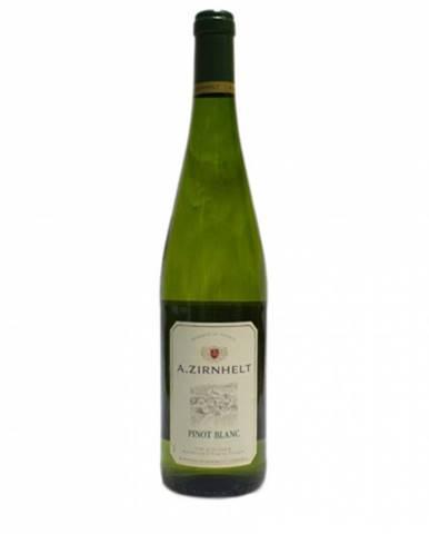 A.Zirnhelt Pinot Blanc 0,75l
