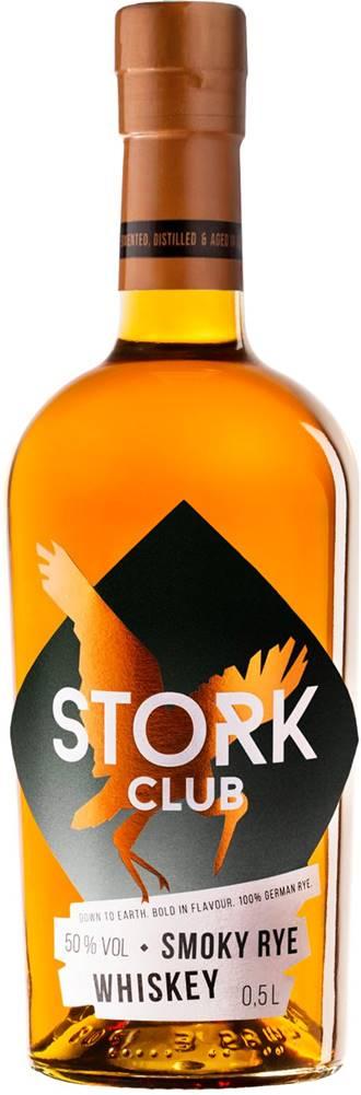Stork Club Stork Club Smoky Rye Whiskey 50% 0,5l