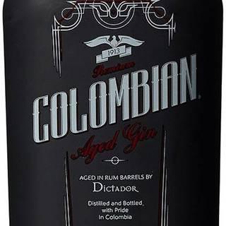 Dictador Colombian Aged Gin Treasure Black 43% 0,7l
