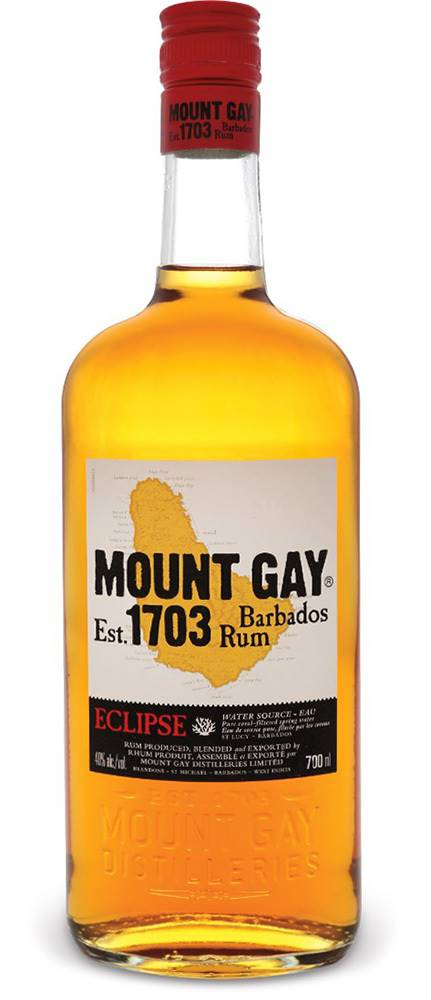 Mount Gay Mount Gay Eclipse 40% 0,7l