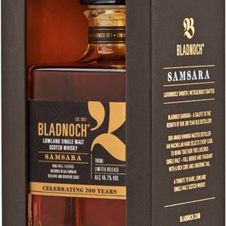 Bladnoch Samsara Single Malt 46,7% 0,7l