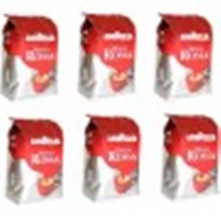 Lavazza Qualita Rossa zrnková káva 6 x 1 kg