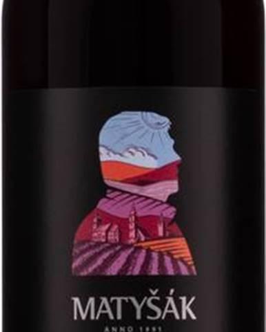 Víno červené Matyšák