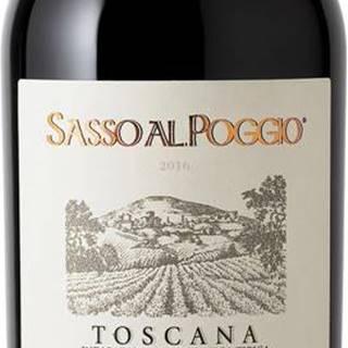 Piccini Sasso Al Poggio Rosso Toscana IGT 14% 0,75l