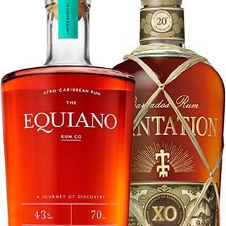 Set Plantation XO 20th Anniversary + Equiano