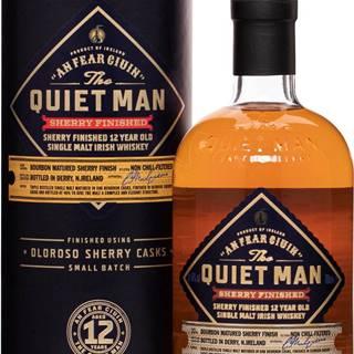 The Quiet Man 12 ročná Sherry Cask 46% 0,7l