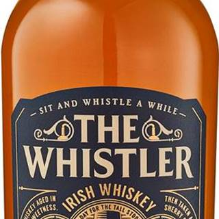 The Whistler Double Oaked 40% 0,7l