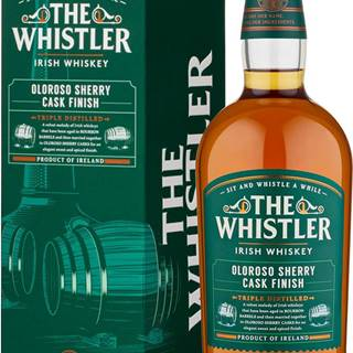 The Whistler Oloroso Cask 43% 0,7l