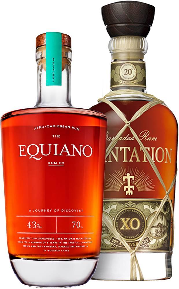 Plantation Set Plantation XO 20th Anniversary + Equiano