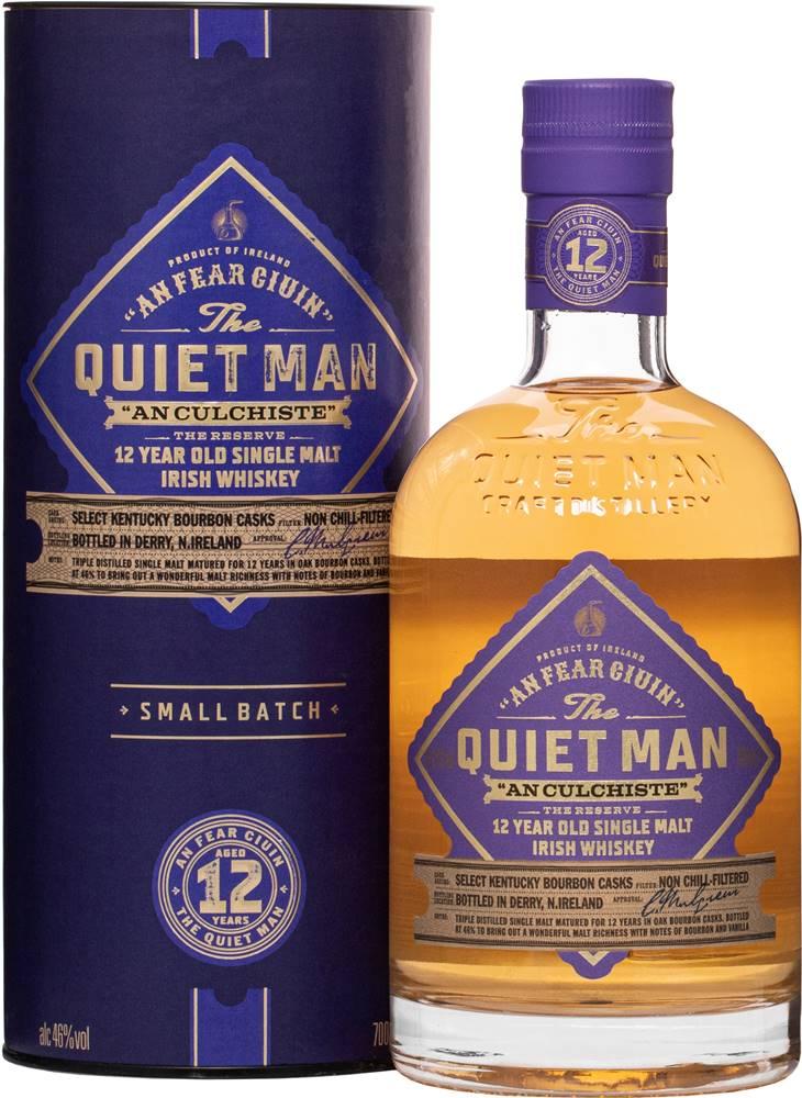 The Quiet Man The Quiet Man 12 ročná 46% 0,7l