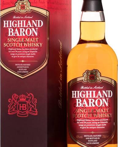 Whisky Highland Baron
