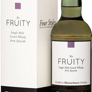 Four Styles The Fruity Mannochmore 2012 40% 0,7l